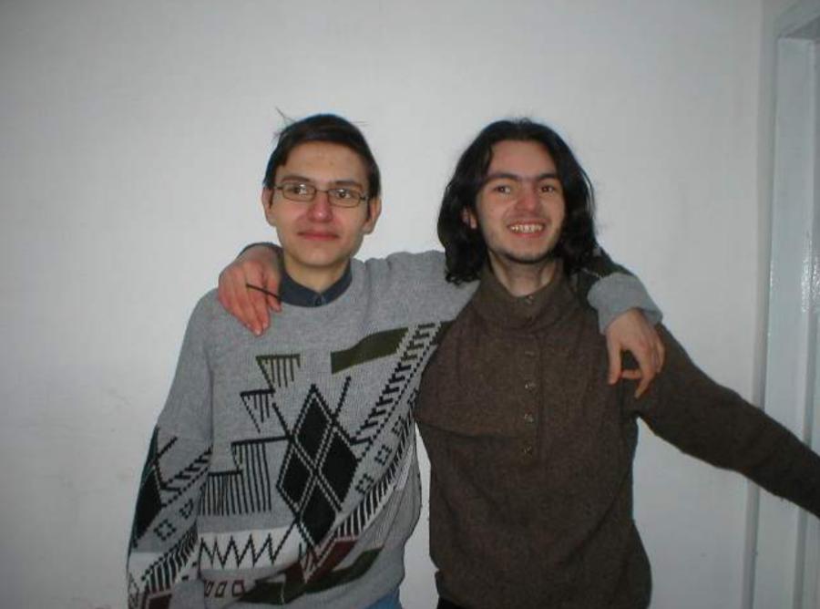 Lucian si Stefan