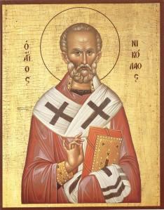 Icoana Sf. Nicolae