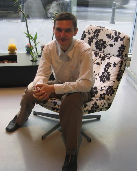 Stefan Alexandrescu. Foto de Constantin Nita, 2011