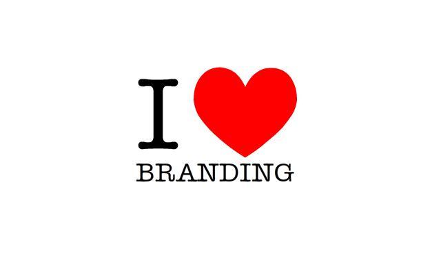 I love branding