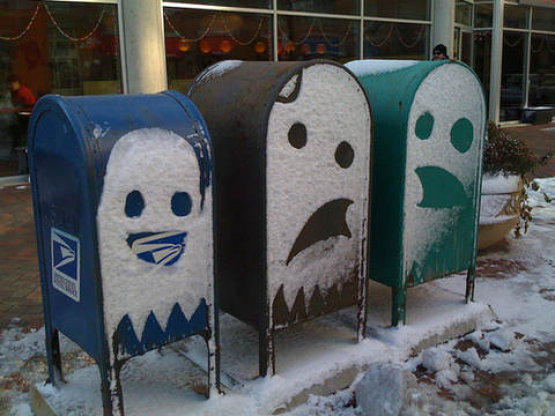 emotions in snow