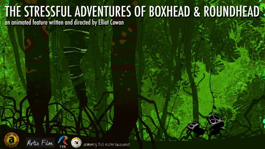 The Stressful Adventures of BoxHead and Roundhead