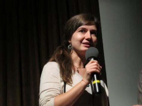 Teodora Ana Mihai at Camden by Kay Stephens